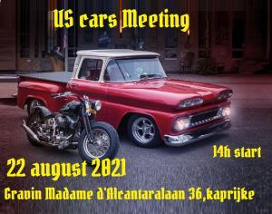 US Cars Kaprijke 22/08/2021